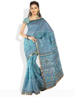 Dori Printed Cotton Sari