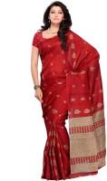 Mehak Printed Silk Sari