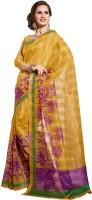 Roop Kashish Printed Art Silk Sari