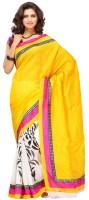Bhavi Striped Art Silk Sari