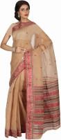 Sareez Floral Print Cotton Sari