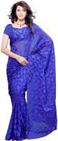 Priyankas Printed Brasso, Net Sari