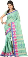 Ansu Fashion Floral Print Cotton Sari - SAREY8KUGBPEYQPB