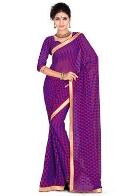 Dream Saree Self Design Fashion Brasso Sari available at Flipkart for Rs.2460