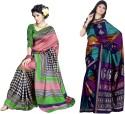 Sunaina Printed Art Silk Sari - SARDTX45CPZBATZ8