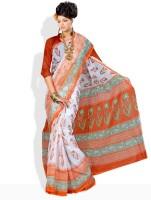 Florence Floral Print Sari