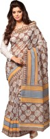 Taanshi Floral Print Cotton Sari - SAREFXYVDDDGCVFZ