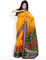 Tamanna Fashions Printed Cotton Sari