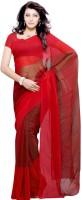 Priyankas Printed Tissue, Georgette Sari
