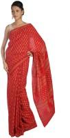 9rasa Floral Print Cotton Sari