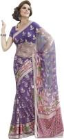 Taanshi Printed Brasso Sari