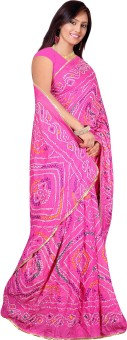 Sunita Sarees Printed Chanderi Chanderi Sari