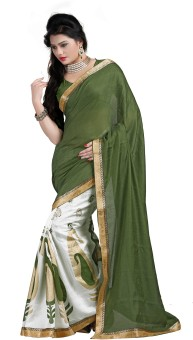 Fashion Designer Sarees Printed Fashion Handloom Art Silk Sari