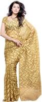 Priyankas Printed Net, Brasso Sari