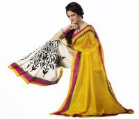 Anwesha Printed Silk Sari