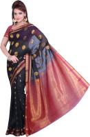 Ishin Designer Studio Floral Print Cotton Sari