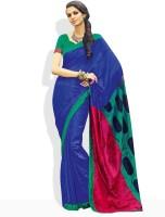 Vishal Printed Silk Sari