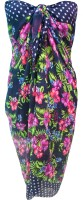 The Beach Company Floral Print Women's Sarong