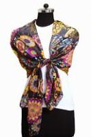Portia Printed Cotton Women's Scarf - SCFDYHHQG5ZFH38V