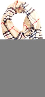 Weavers Villa Self Design Twill Pashmina Trendy Checks Scarf Women's Stole