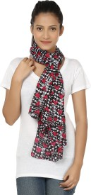Sunsilk Enterprises Printed Cotton Women's Scarf