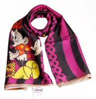 Disney By Shingora Printed Cotton Women's Scarf - SCFE2FPHAU63H7R5