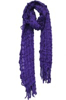 Anekaant Solid Acrylic Women's Scarf