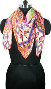 Sakhi Styles Printed Cotton Women's Scarf - SCFE93KRSUZ6KFK9