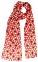 Hi Look Polka Dots Rayon Women's Scarf