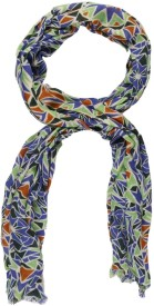 Toscee Printed 70%Wool, 30%Silk Women's
