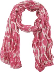 Cashmere Craft Printed 100% Cotton Women's Scarf