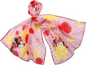 Disney By Shingora Printed Wool Women's Scarf - SCFE3YX8GGEMSEYV