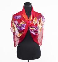 Dupatta Bazaar Printed Chiffon Women's Scarf - SCFEYSQERGZTCN3Y