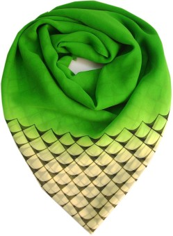 Niche Printed French Crepe Women's Scarf - SCFEANMPCUFPCNEJ