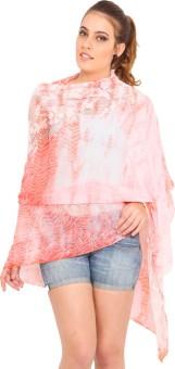 J Style Printed Cotton Women's Scarf - SCFE8HPWFHNGKQFY