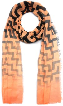 SCARFKING Striped POLYESTER Women's Scarf