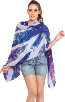 J Style Printed Cotton Women's Scarf - SCFE8HPXNHQDZRXA