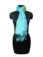 I Am For You Printed Viscose Women's Scarf