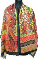 Numalo Floral Print Cotton Women's Scarf - SCFE26TP2BGHHSGY