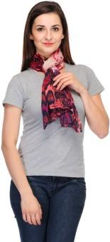 Kiosha Floral Print Cotton Women's Scarf