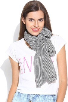Oshea Striped Polyester Women's Scarf
