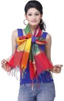 Chhabra 555 Banarasi Chanderi Women's Scarf