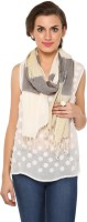 Estellin Striped Viscose Women's Scarf