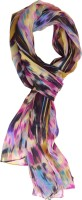 Hi Look Printed Cotton Women's Scarf