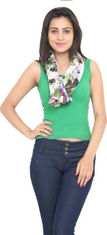 J Style Printed Cotton Women's Scarf - SCFE8HPXHAR9RZC4