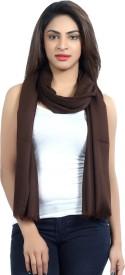 Cashmere Pashmina Wool Solid Women's Shawl