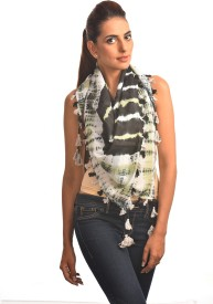 DC Concepts Printed Cotton Women's Scarf