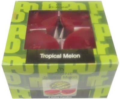 Ozone Ozone Tropical Melon Votive Candles