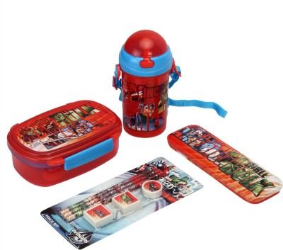 Disney Avengers School Set
