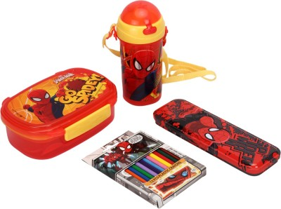 Disney Spider Man School Set